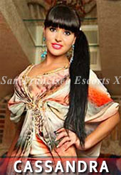 Clothed or not, this is one SF Bay area escort beauty